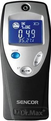 SENCOR SCA BA02 alkohol tester 1x1 ks