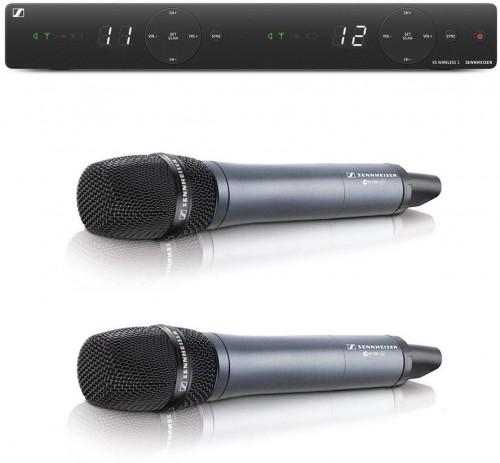 Sennheiser XSW 1-825 Dual B-Band Vocal