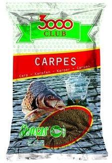 Sensas 3000 Club Carpes Rouge (Kapr-červená) 1kg