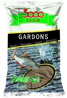 Sensas 3000 Club Gardons (Plotice) 1kg