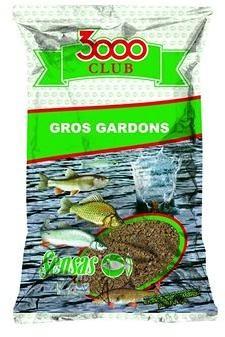Sensas 3000 Club Gros Gardons (Velká plotice) 1kg