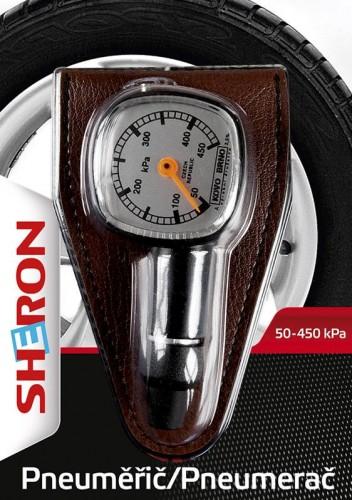 SHERON Pneumerač kovový 450 kPa