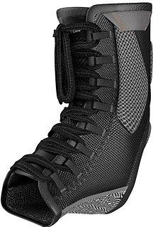 Shock Doctor Ultra Gel Lace Ankle Support Black M