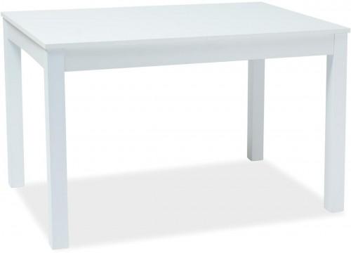 Signal Jedálenský stôl Prism Farba: Biela