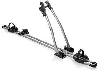 Škoda střešní nosič jízdních kol - dvě ramena, stříbrný