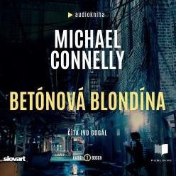 Betónová blondína - audiokniha
