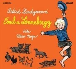 Emil z Lönnebergy - audiokniha