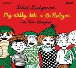 My všetky deti z Bullerbynu - audiokniha