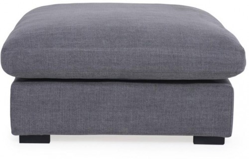 Sivá podnožka Softnord Comfy