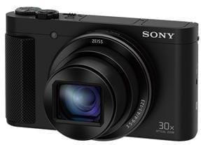 Fotoaparát Sony DSC-HX90V, 18,2Mpix, 30xOZ, WiFi, GPS, čierny DSCHX90VB.CE3