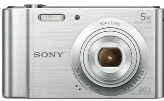Fotoaparát SONY DSC-W800S, 20,1Mpx, f/3.2-6.4, 5x zoom, 2.7