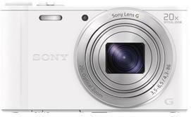 Fotoaparát SONY DSC-WX350, 18,2Mpx, f/3.5-6.5, 20x zoom, 3.0