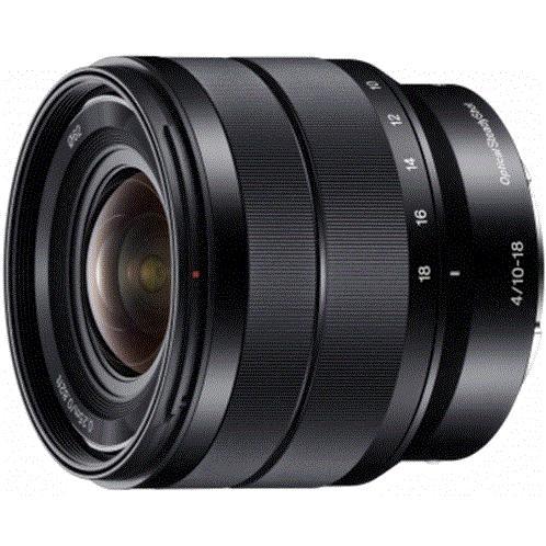 Sony objektív SEL-1018,10-18mm,F4 pre NEX SEL1018.AE