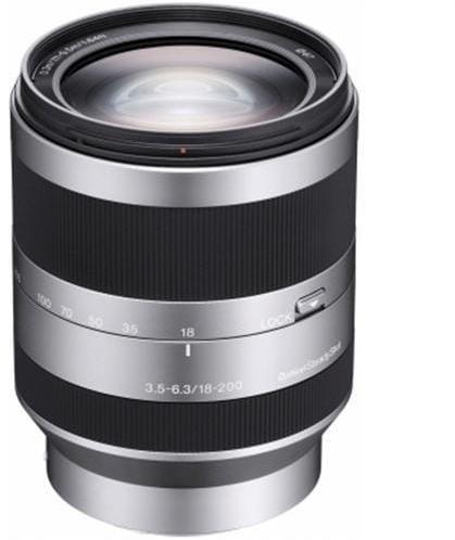 Sony objektív SEL-18200, 18-200mm pre NEX 3/5 SEL18200.AE