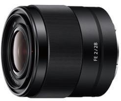 Sony objektív SEL-28F20, Full Frame, bajonet E SEL28F20.SYX