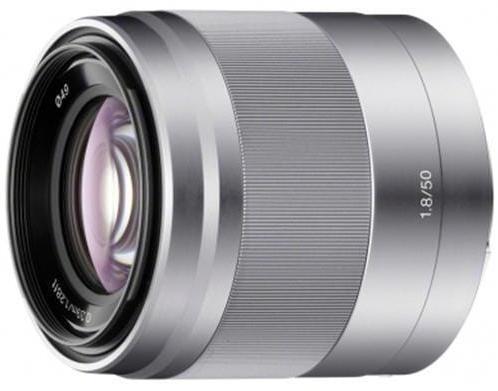 Sony objektív SEL-50F18, 50mm, F1.8 pre NEX 3/5 SEL50F18.AE