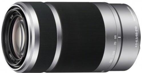 Sony objektív SEL-55210, 55-210mm pre NEX 3/5 SEL55210.AE
