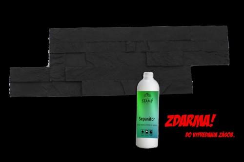 STAMP STAMP® Bridlica - Profesionálna raznica na výrobu obkladu - B2 - 55x 18cm resp. 1,5 Kg