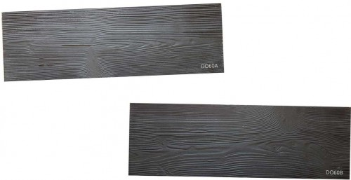 STAMP STAMP® Drevený obklad SET - 2 profesionálne raznice na výrobu moderného dreveného obkladu - DOa + DOb - 2 ks