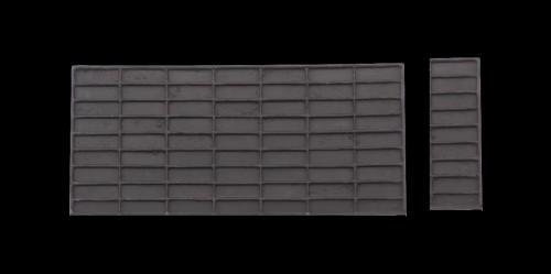 STAMP STAMP® Mozaika Obdĺžnik - Profesionálna raznica na výrobu obkladu - MO1 - 37x 16cm + 5,5x 16cm resp. 1,2 Kg