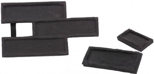 STAMP STAMP® Tehla Classic SET1 - 3 profesionálne raznice na výrobu obkladu - TC0,5+1 a TC3 - 3 ks