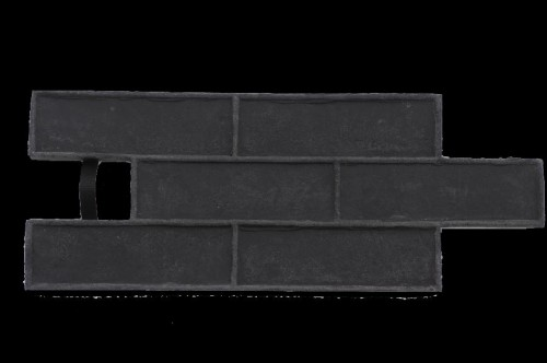 STAMP STAMP® Tehla Decent - Profesionálna raznica na výrobu obkladu - TD6 - 62x 24cm resp. 2 Kg