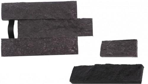 STAMP STAMP® Travertin SET1 - 3 profesionálne raznice na výrobu obkladu - T0,5+1 a T3 - 3 ks