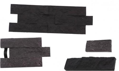 STAMP STAMP® Travertin SET2 - 4 profesionálne raznice na výrobu obkladu - T0,5+1 a T3 a T6 - 4 ks