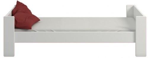 Krémovobiela detská posteľ Steens For Kids, 90 × 200 cm