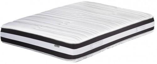 Tmavosivo-biely matrac Stella Cadente Mars, 160 × 200 cm