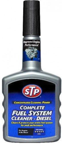 STP COMPLET FUEL SYSTEM CLEANER - DIESEL 400 ML