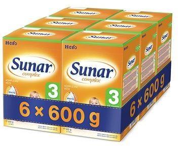 Sunar Complex 3 - 6× 600 g