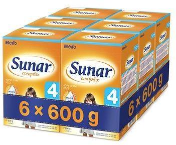 Sunar Complex 4 - 6× 600 g