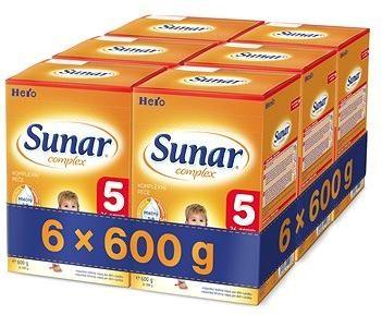 Sunar Complex 5 - 6× 600 g