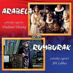Arabela a Rumburak - audiokniha
