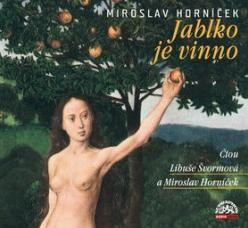 Jablko je vinno - audiokniha na CD