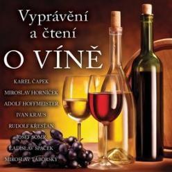 Vyprávění a čtení O víně - audiokniha