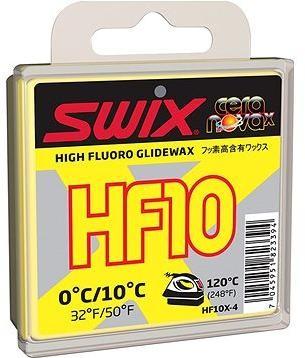 Swix skluz.vysoko fluor., 40g, 0°C/+10°C