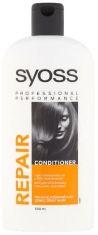 Syoss Regeneračný balzam pre suché, poškodené vlasy Repair (Conditioner) 500 ml