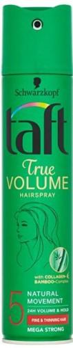 Taft Lak na vlasy Volume Mega Strong 5 ( Hair Spray) 250 ml