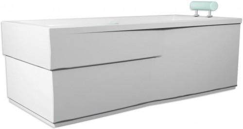 TEIKO panel vanový VELA LEVÁ Bílá výška 56 (V122150L62T01001)