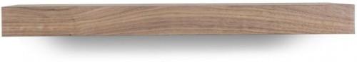 Hnedá polička TemaHome Balda, šírka 60 cm