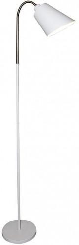 TEMPO KONDELA Jade Typ 1 stojacia lampa biela