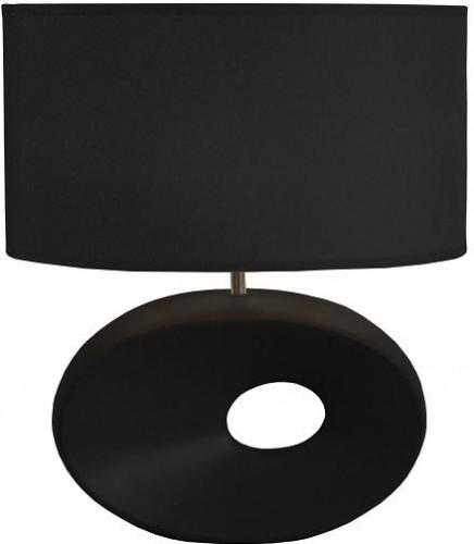 Tempo Kondela, Keramická stolná lampa, biela, QENNY TYP 9 AT09115