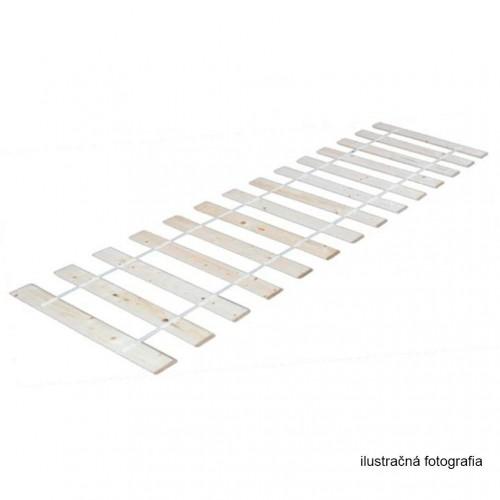 TEMPO KONDELA Rolovaný rošt, 120x200 cm, PLAZA