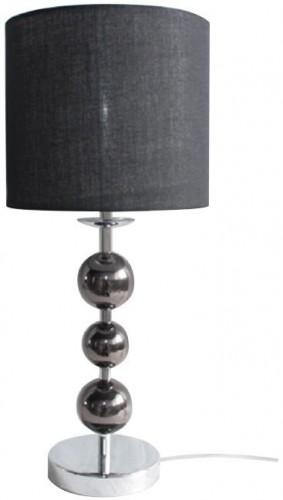 Tempo Kondela, Stolná lampa, čierna, JADE TYP 8 6467-35