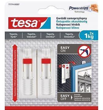 Tesa Nastavitelný nalepovací hřebík na tapety a omítku 1kg