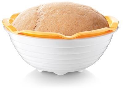 Tescoma košík s miskou na domáci chlieb TESCOMA DELLA CASA