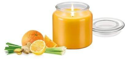 Tescoma Vonná svíčka FANCY HOME 410 g, Citronová tráva , 410 g