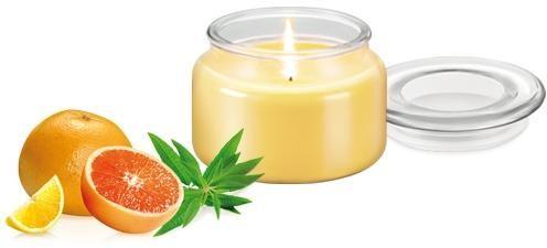 Tescoma vonná sviečka FANCY HOME 200 g, Verbena